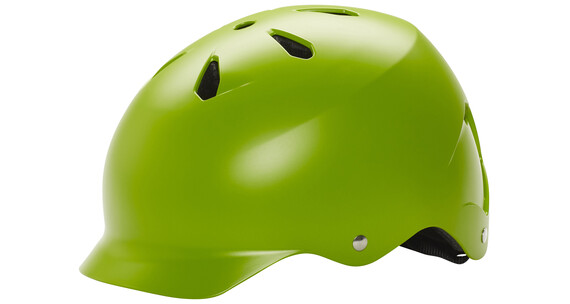 Bern Watts EPS helm Thin Shell groen